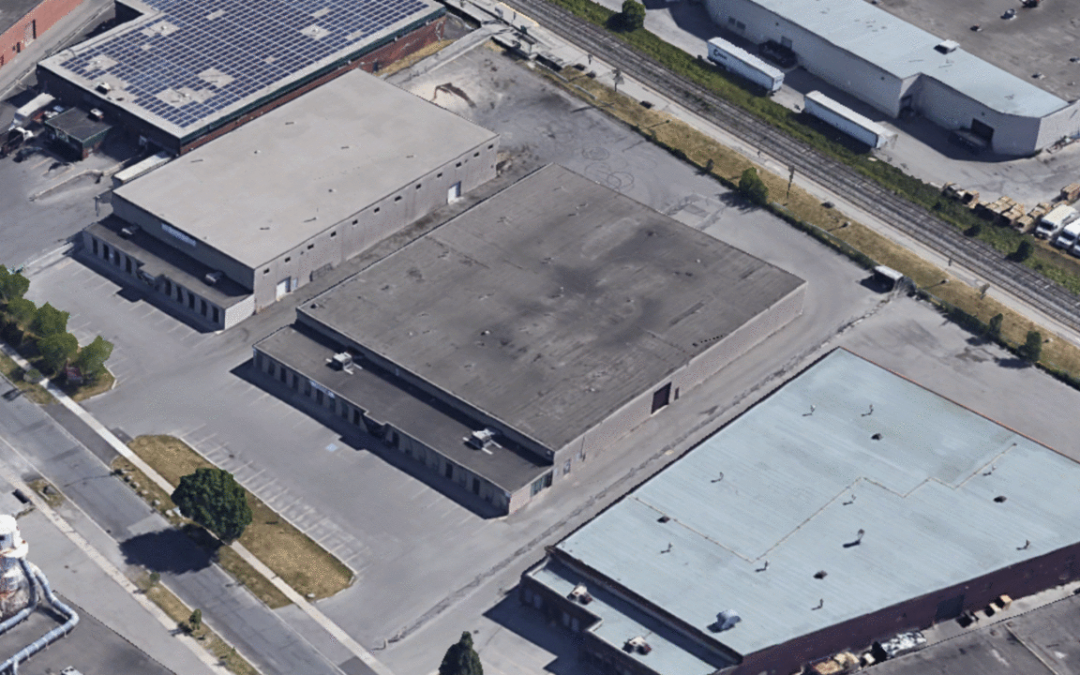 FREESTANDING BUILDING OF 38,856 SF AVAILABLE IN NORTH YORK