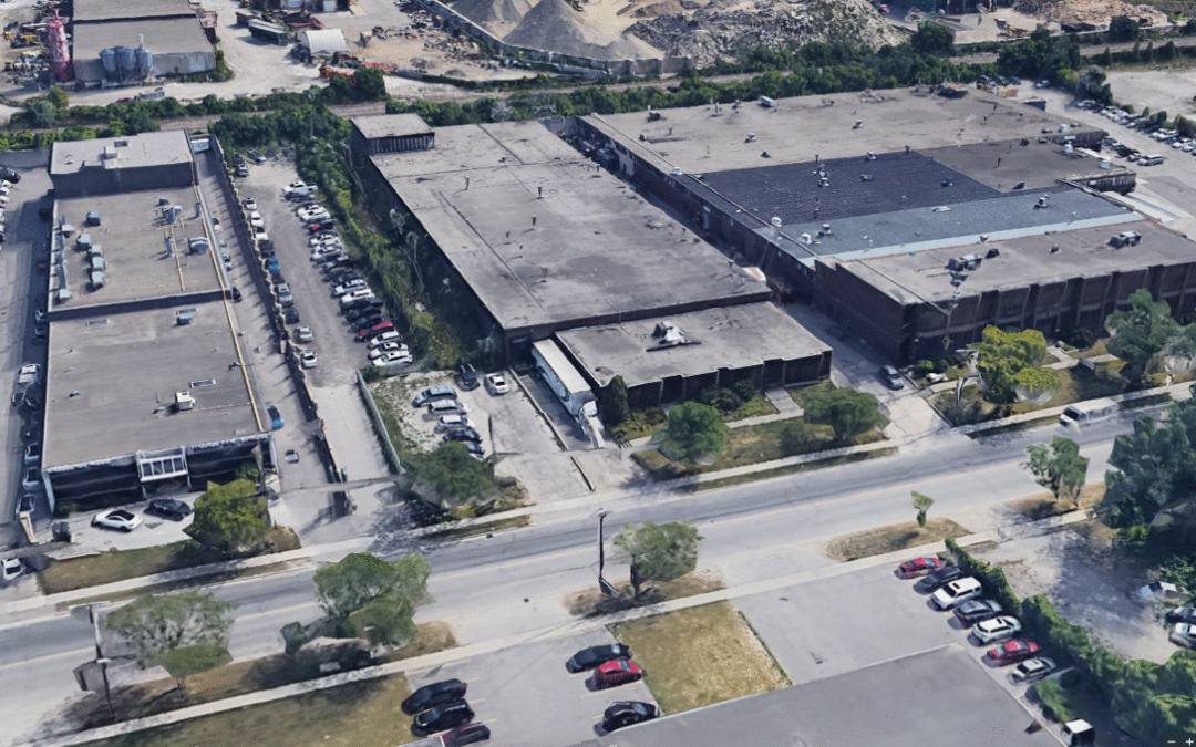 MANUFACTURING FACILITY – 43,000 SF on 2.19 ACRES
