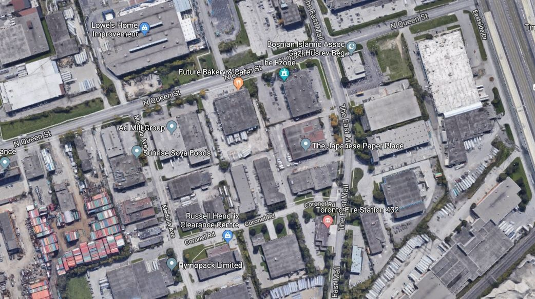 Older Product with Increasing Values -State of the Industrial Market – Etobicoke – May 2018
