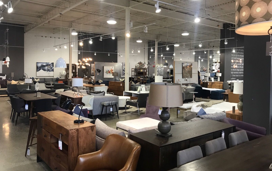 How Retail Warehouse Showrooms