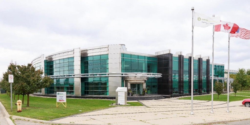 INDUSTRIAL INVESTMENT TRANSACTION, VAUGHAN, ONTARIO
