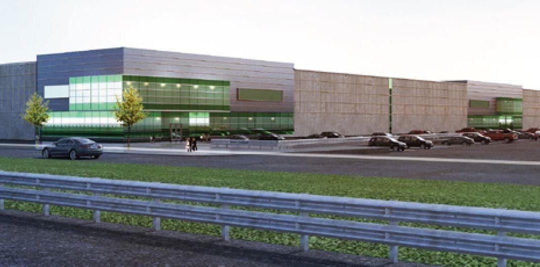 Industrial Building Development Process